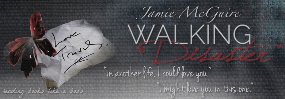 Book Review - Walking Disaster by Jamie McGuire