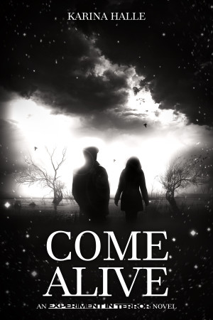 Book Review – Come Alive by Karina Halle