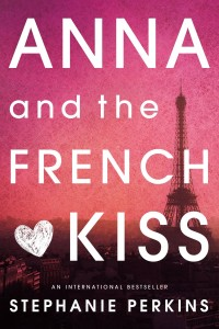 Book Review — Anna and the French Kiss by Stephanie Perkins