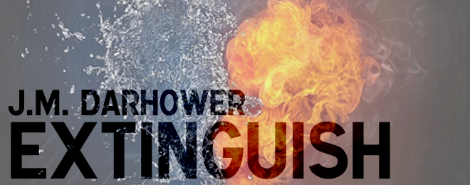 Book Review – Extinguish by J.M. Darhower