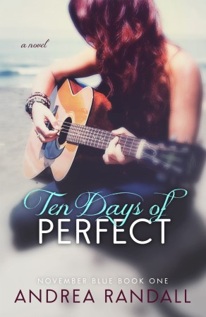 Book Review – Ten Days of Perfect by Andrea Randall