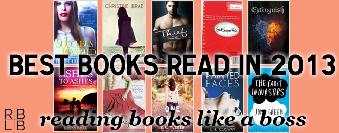 Top 10 Books of 2013: Reading Books Like a Boss Edition