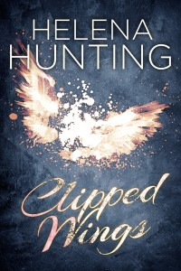 Clipped Wings by Helen Hunting Cover