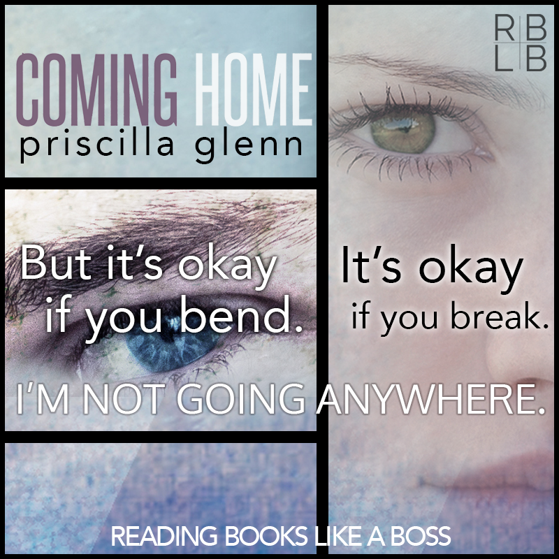 Coming Home by Priscilla Glenn Promo
