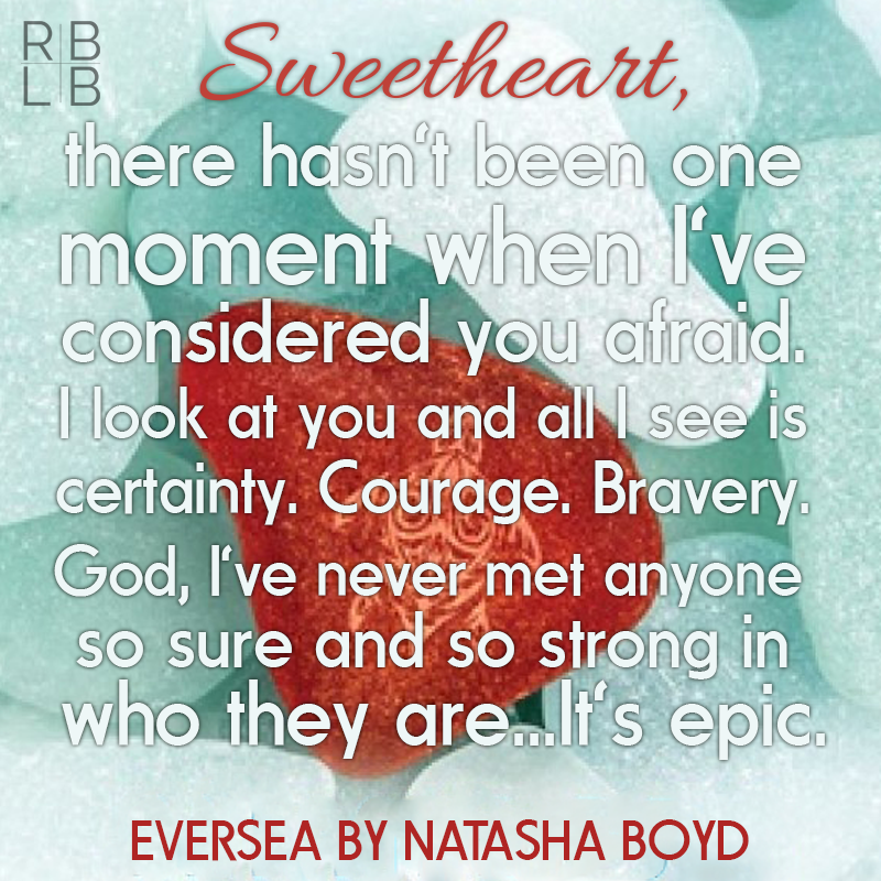 Eversea by Natasha Boyd