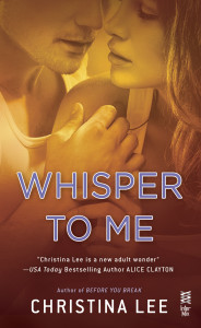 Whisper To Me by Christina Lee Cover