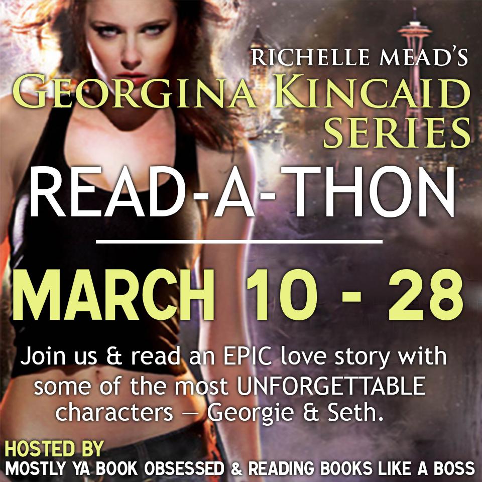 Georgina Kincaid Read-A-Thon