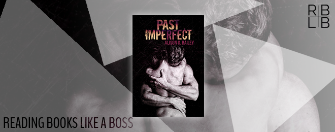 Cover Reveal — Past Imperfect by Alison G. Bailey