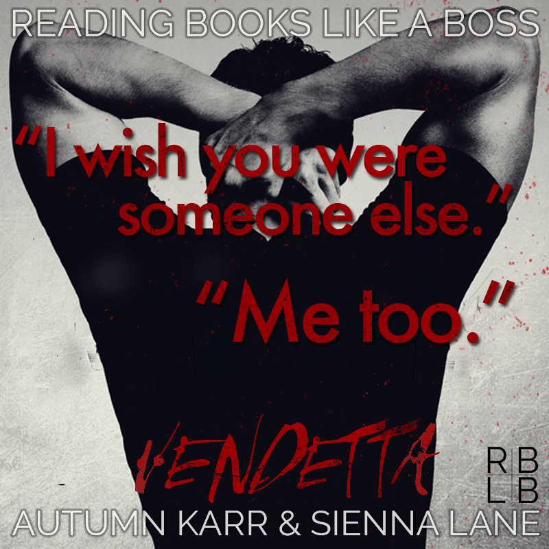 Vendetta by Autumn Karr & Sienna Lane