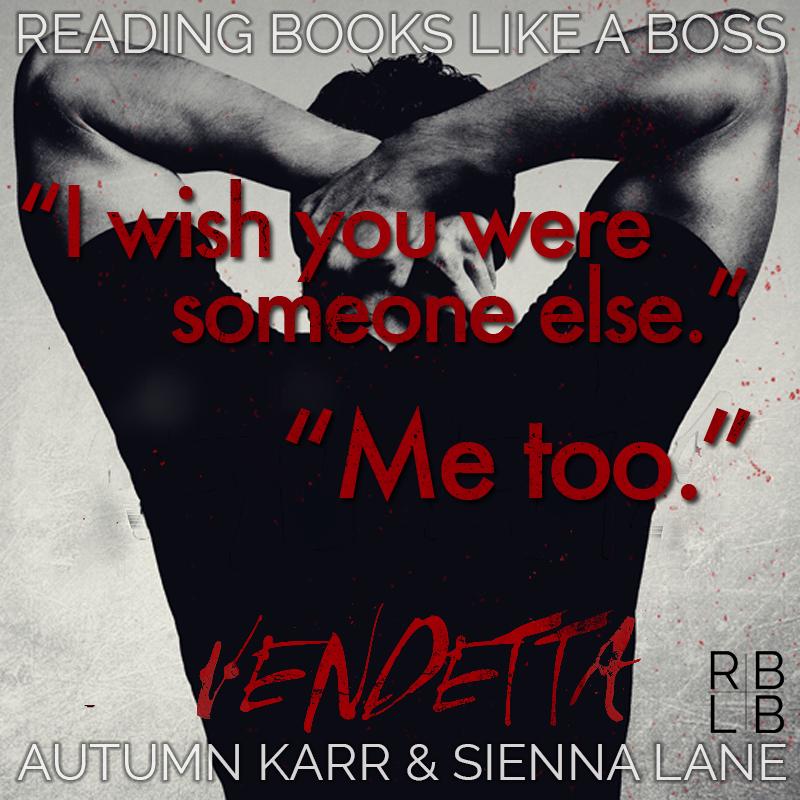 Vendetta by Autumn Karr & Sienna Lane