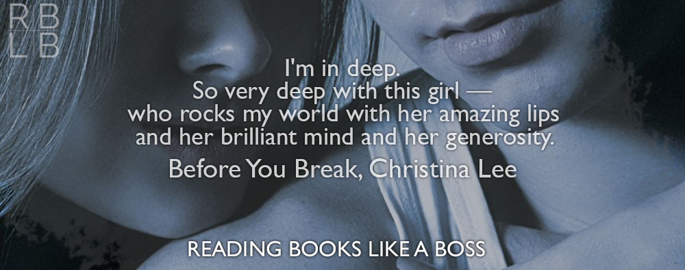 Giveaway & Spotlight — Before You Break by Christina Lee