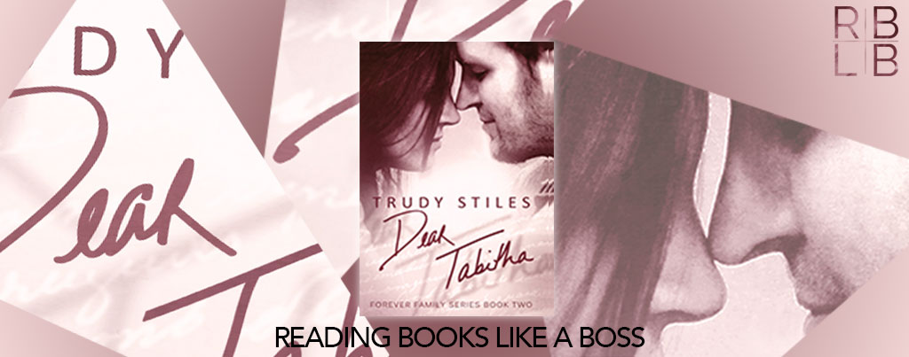 Cover Reveal — Dear Tabitha by Trudy Stiles