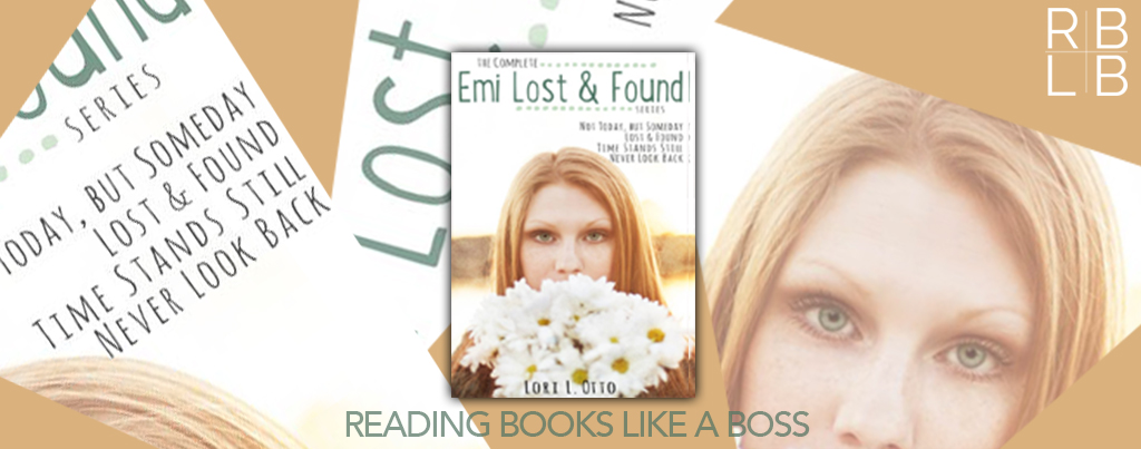 The Emi Lost & Found series by Lori L. Otto Gets NEW Covers!