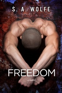 Freedom by S.A. Wolfe Cover