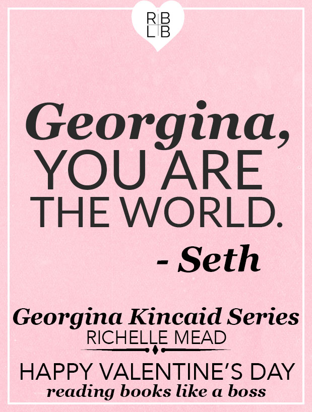 Georgina Kincaid Valentine Seth