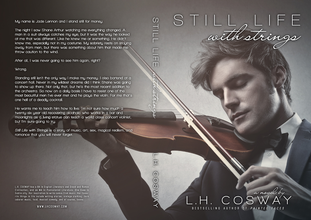 Still LIfe with Strings Full Wrap Cover