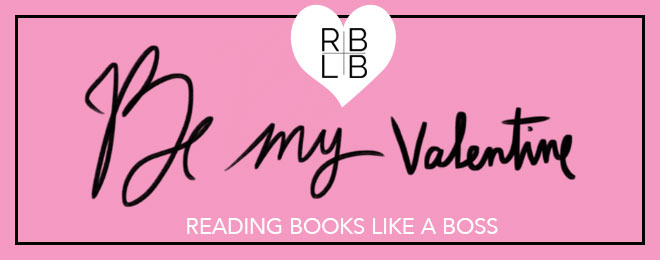 Happy Valentine's Day from some of my FAVORITE book Characters!