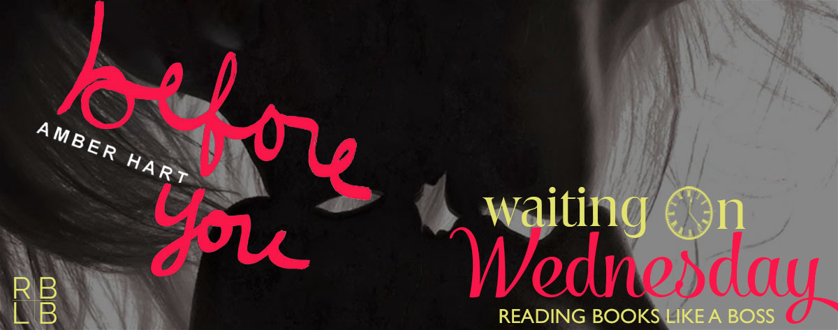 Waiting on Wednesday #3 | Before You by Amber Hart