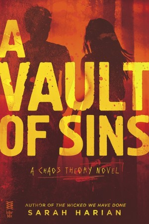 Waiting on Wednesday #20 — A Vault of Sins by Sarah Harian