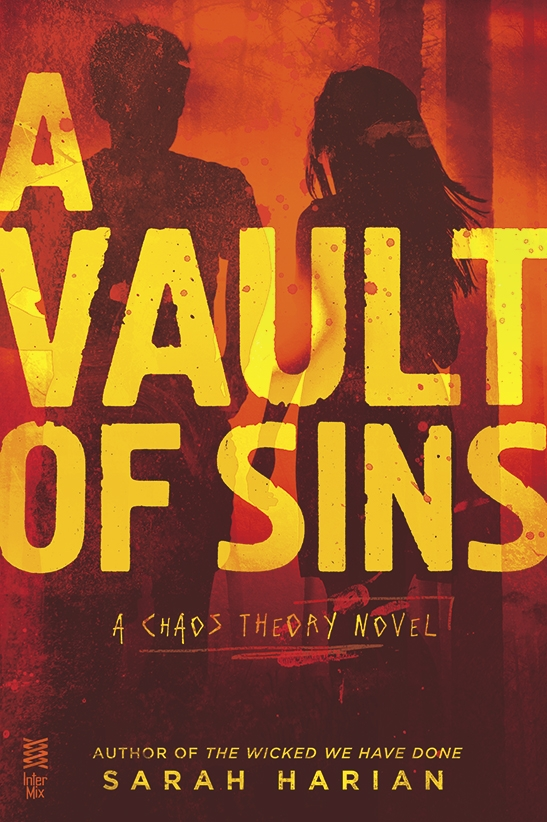 The Vault of Sins by Sarah Harian