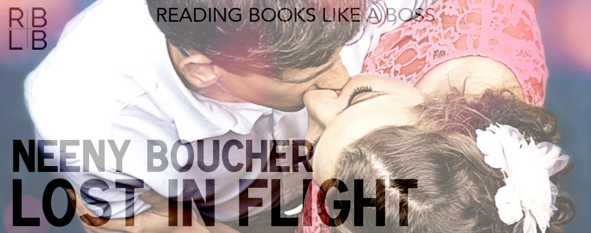 Review — Lost in Flight by Neeny Boucher