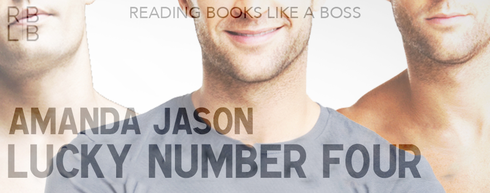 Book Review — Lucky Number Four by Amanda Jason