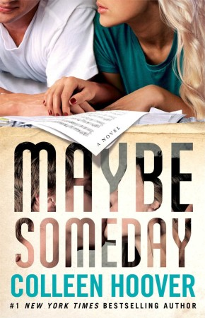 Audiobook Review — Maybe Someday by Colleen Hoover