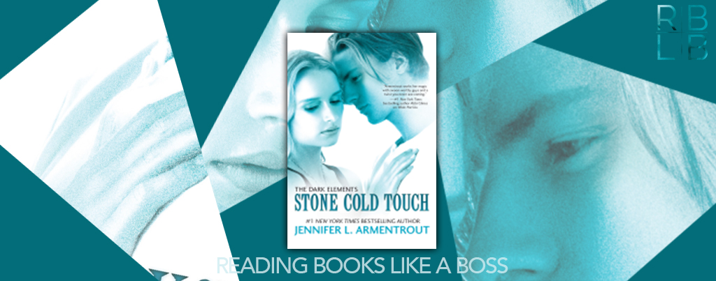 Cover Reveal—Stone Cold Touch by Jennifer L. Armentrout