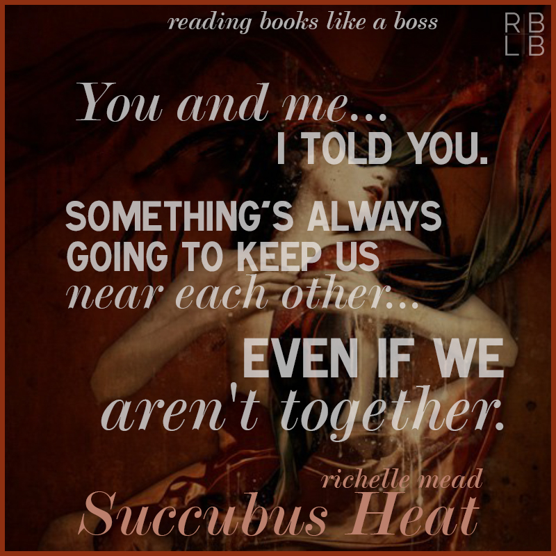 Review — Succubus Heat by Richelle Mead