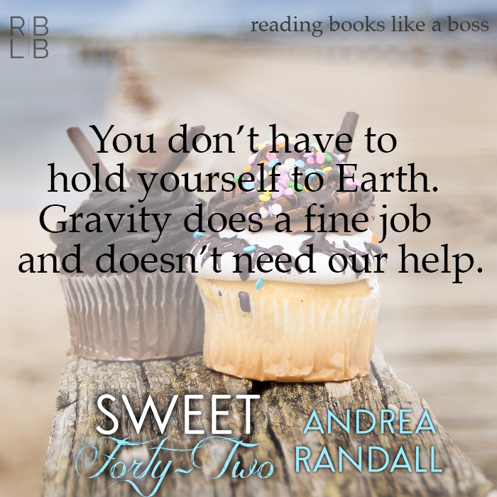Review — Sweet Forty-Two by Andrea Randall