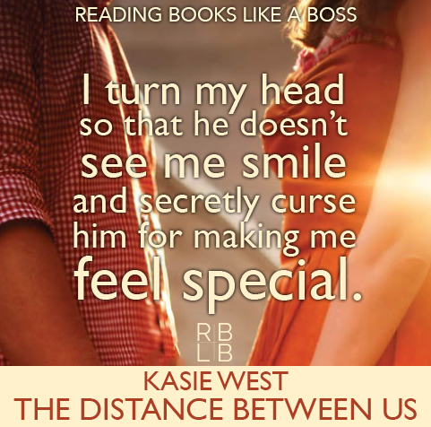 Review—The Distance Between Us by Kasie West