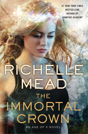 Book Review — The Immortal Crown by Richelle Mead