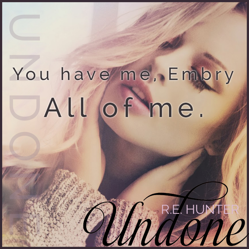Review — Undone by R.E. Hunter