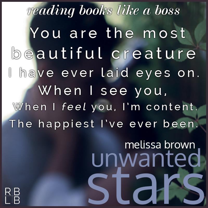 Review — Unwanted Stars by Melissa Brown