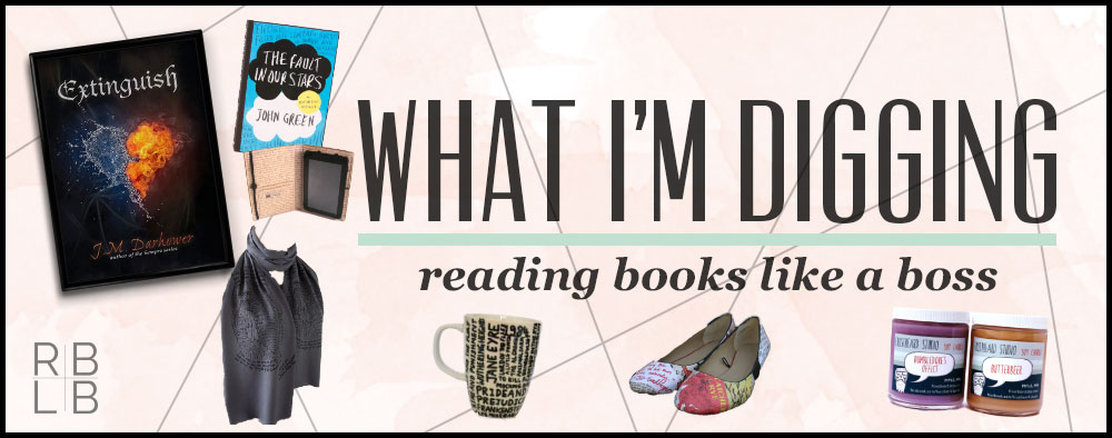 What I'm Digging #2 — Extinguish by J.M. Darhower