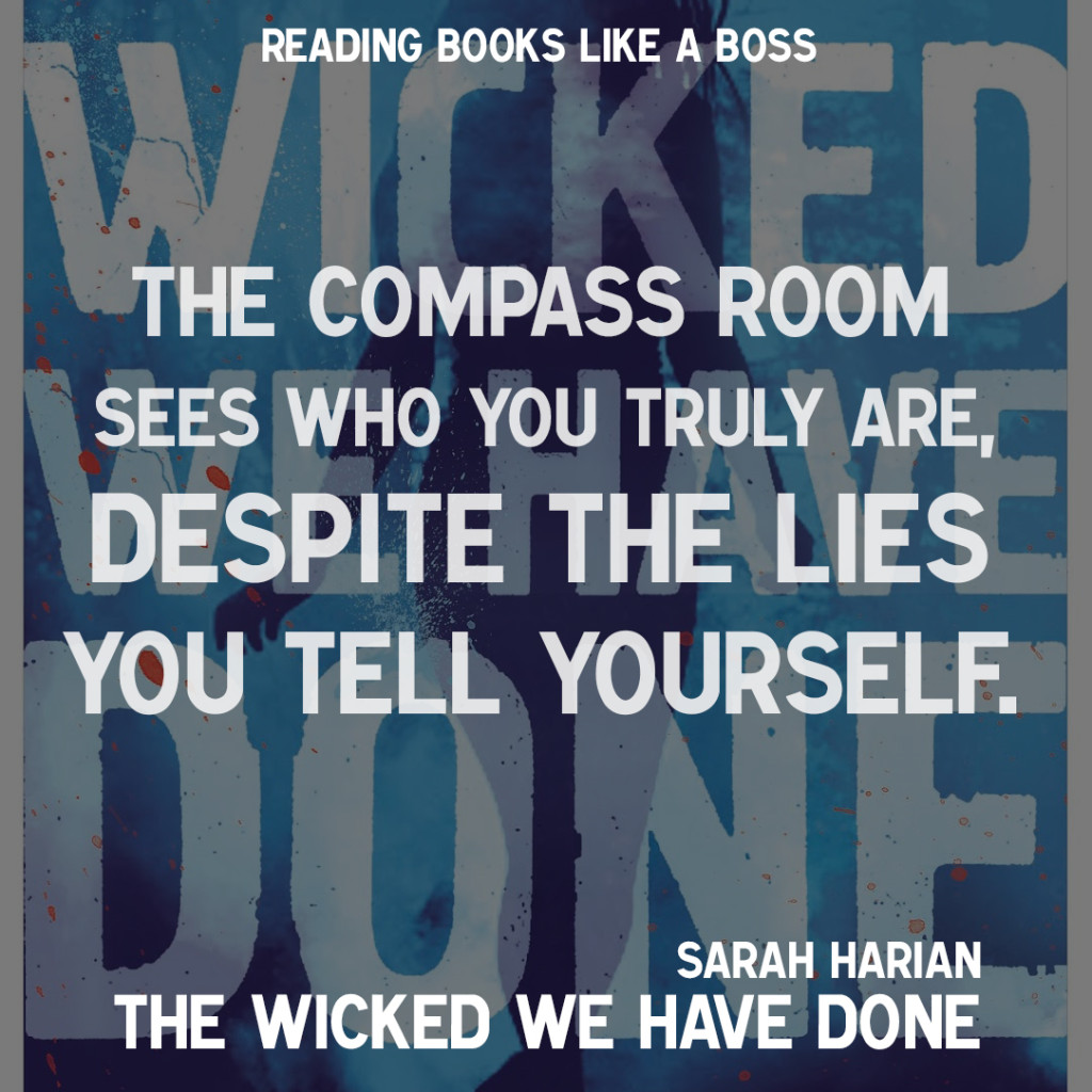 Review & Guest Post — The Wicked We Have Done