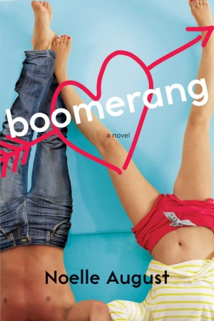 Book Review — Boomerang by Noelle August