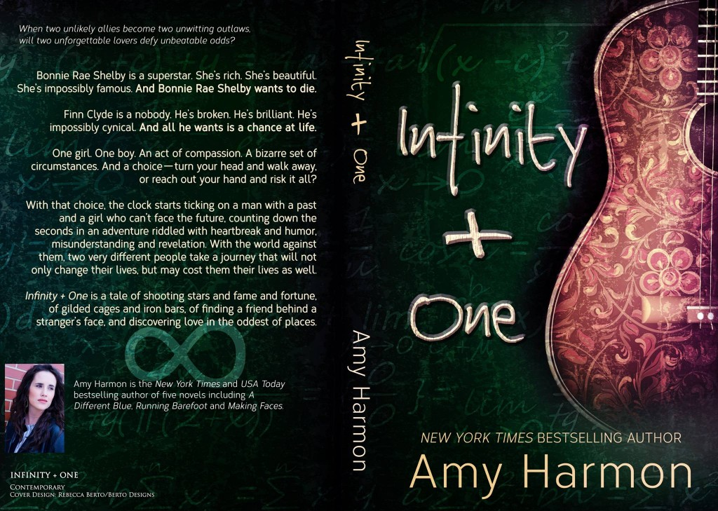 Infinity + One by Amy Harmon
