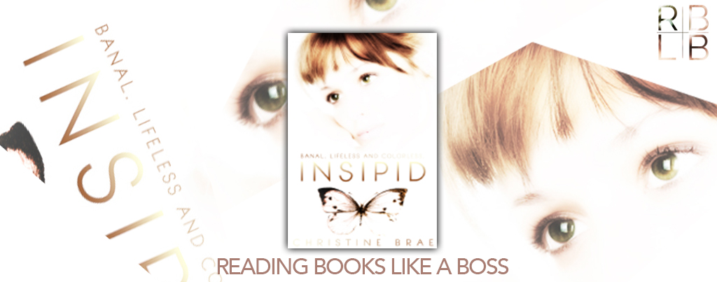 Cover Reveal — Insipid by Christine Brae