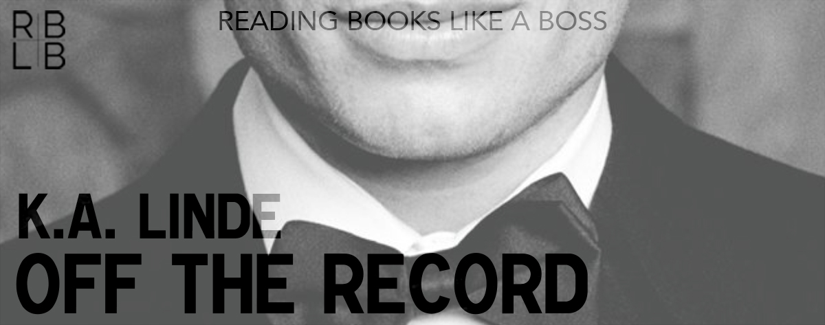 Book Review — Off the Record by K.A. Linde