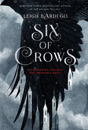Book Review – Six of Crows by Leigh Bardugo