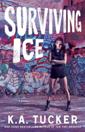 Book Review – Surviving Ice by K.A. Tucker