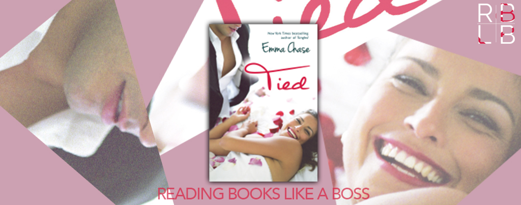 Cover Reveal — Tied by Emma Chase