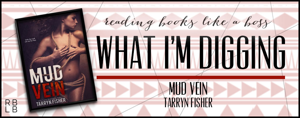 What I'm Digging #6 — Mud Vein by Tarryn Fisher