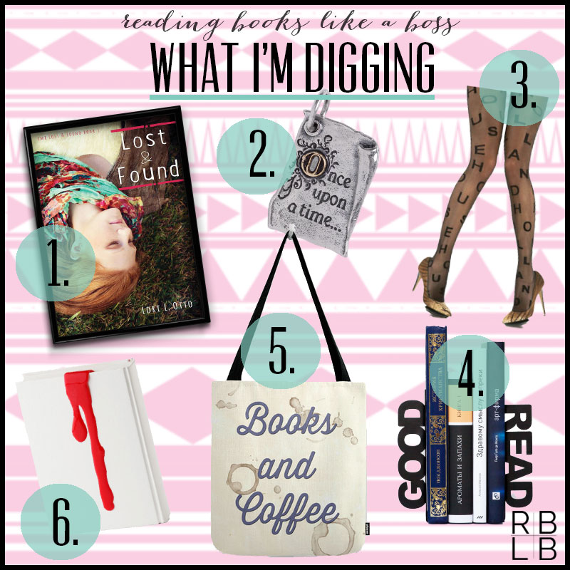 What I'm Digging #5 — Reading Books Like a Boss