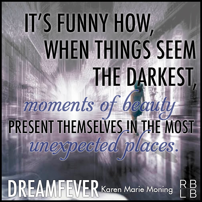 Book Review — Dreamfever by Karen Marie Moning