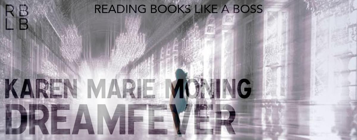 Book Review — Dreamfever by Karen Marie Moning
