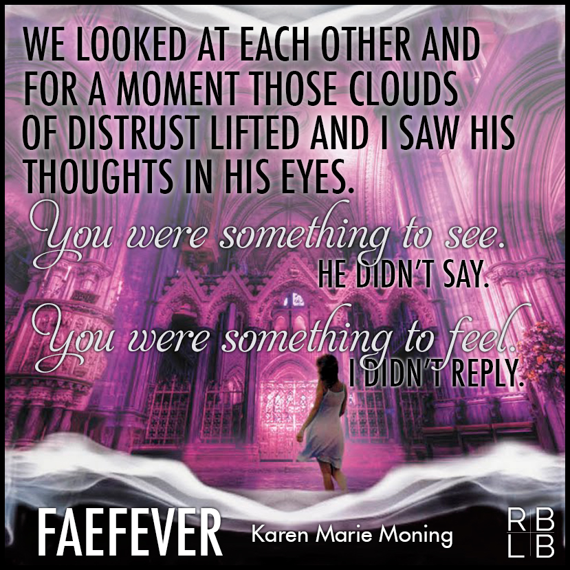 Review — Faefever by Karen Marie Moning