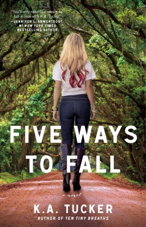 Book Review – Five Ways to Fall by K.A. Tucker