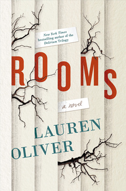 Waiting on Wednesday #9 — Rooms by Lauren Oliver